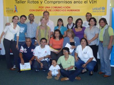 """La Red de Comunicadores realiza Taller """"Retos y Compromisos"""" en Costa Rica"""